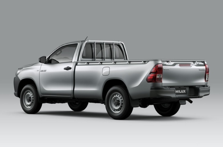 Toyota Hilux Cabine Simples